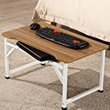 GFL Dormitory Laptop Table/Bed Multi-purpose Game Tables/Desk/Small Table Computer Tables (Color : A)