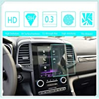 Maiqiken For Renault Koleos 2017 2018 8 Inch 176×132mm Navigation Screen Protector Touch Screen Display Film 9H Hardness Anti Glare Anti Scratch GPS Screen Protector Foils