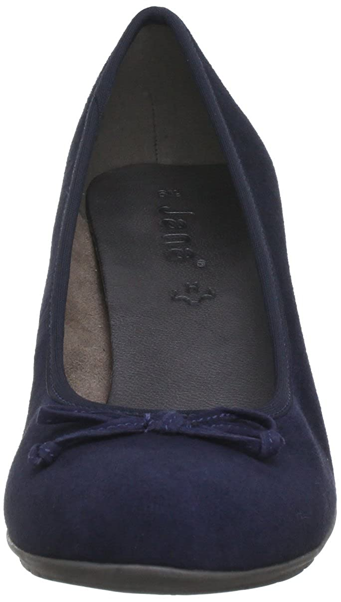 Jana (Navy Nizza-#1 8-8-22409-21 8-8-22409-21 Damen Pumps Blau (Navy Jana 805) 8ccbf3
