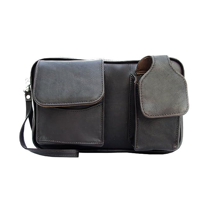 ユニセックス Piel Leather Carry All Bag 2283