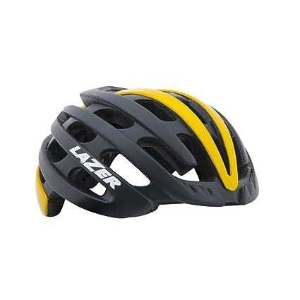 Lazer Z1 MIPS Helmet Black Yellow, S