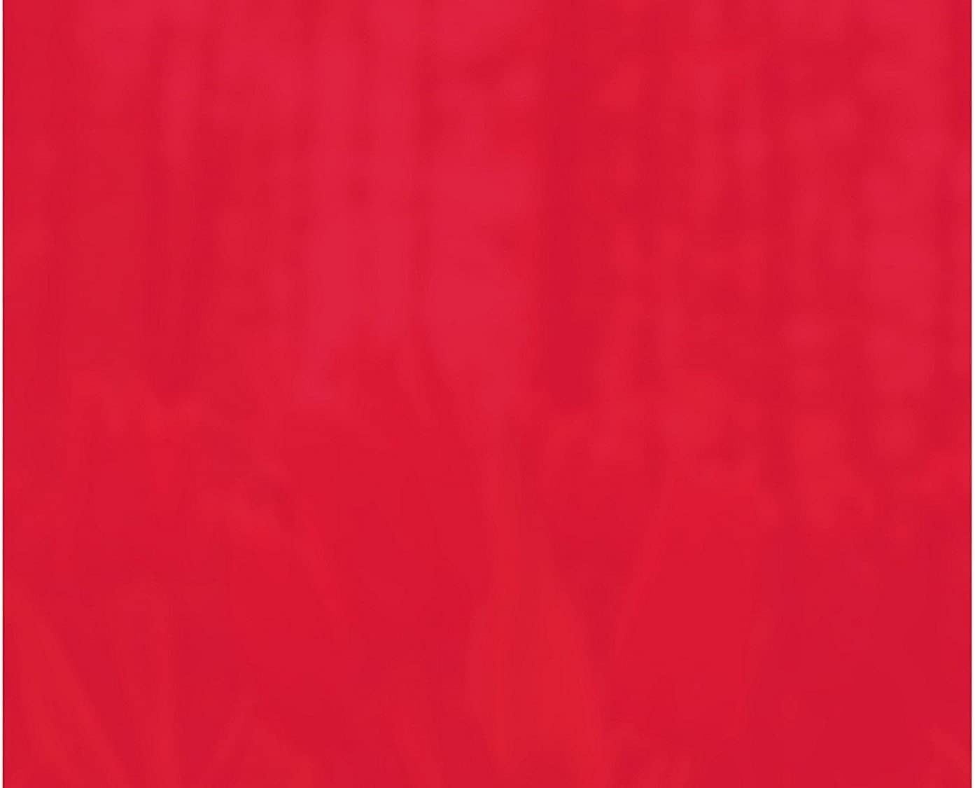 Sticky Back Plastic Self Adhesive Vinyl Fablon Red FAB10036