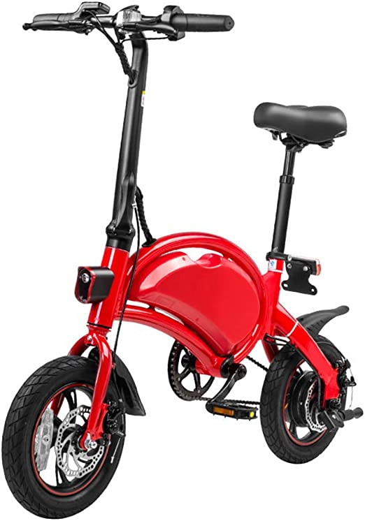 TB-Scooter E-Bike 36V Bicicleta Electrica Plegable 12