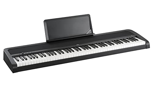 Korg B1 Digital Piano - Black Bundle