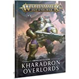 Games Workshop Warhammer Age of Sigmar: Battletome Kharadron Overlords