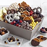 Best Gift Basket - Same Day Gourmet Chocolate & Snack Basket Delivery - Gourmet Gift Baskets - Snack Gift Baskets - Gourmet Chocolate Gift Baskets - Chocolate Food Gift Baskets