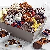 Best Gift Basket - Same Day Gourmet Chocolate & Snack Basket Delivery - Gourmet Gift Baskets - Snack Gift Baskets - Gourmet Chocolate Gift Baskets - Chocolate Food Gift Baskets