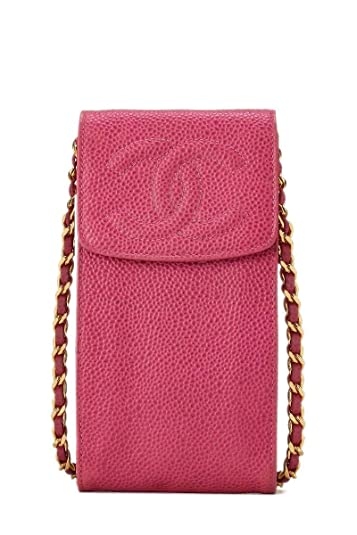 d2e0dc16e2b1 Image Unavailable. Image not available for. Color: CHANEL Pink Caviar ...