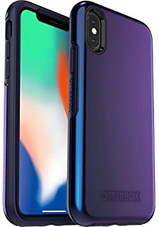 online store 7a865 92cbd Amazon.com: OtterBox SYMMETRY SERIES Case for iPhone Xs & iPhone X ...