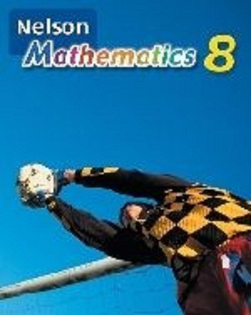 Nelson Mathematics Grade 8 Wkbk Zimmer David 9780176269968 Amazon Com Books [ 1253 x 1000 Pixel ]