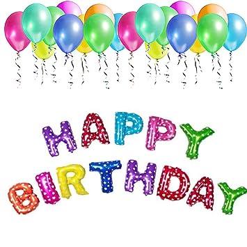 Amazon.com: El elixir fiesta pancarta de feliz cumpleaños ...