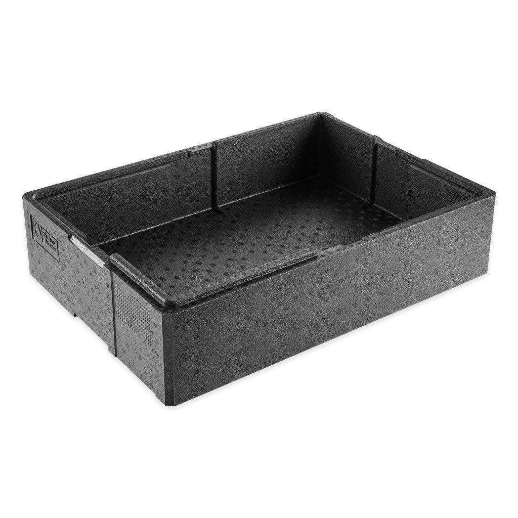 EPP-Thermobox Multi Universal - Caja térmica (32,0 L, sin tapa, se vende por separado), color negro: Amazon.es: Industria, empresas y ciencia