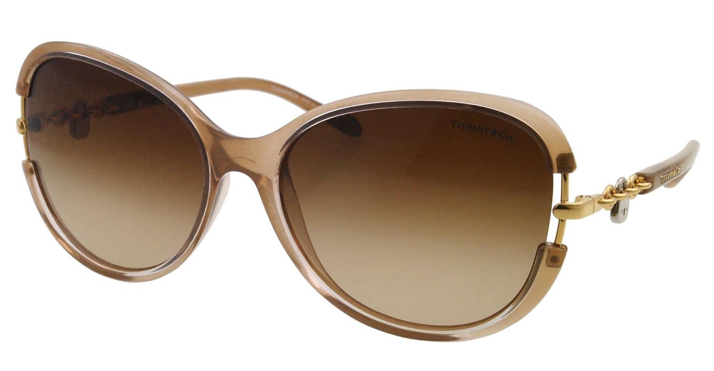 Gafas de Sol Tiffany & Co. TF4067 NUDE - BROWN GRADIENT ...