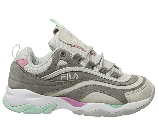 5fe4701e Fila Ray Trainers White