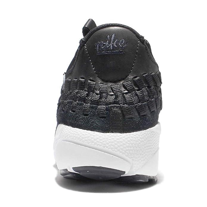 uk availability b02d3 cae90 Amazon.com   Nike Mens Air Footscape Woven Chukka Suede Trainer Chukka    Fashion Sneakers