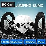 2.4g 4ch Bounce Car Rc Car Jumping Sumo Robot