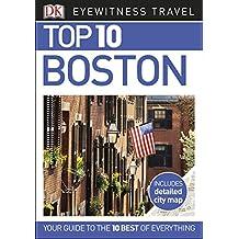 Top 10 Boston (EYEWITNESS TOP 10 TRAVEL GUIDES)