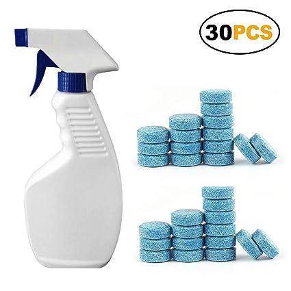Aubess - Juego de limpiador de espray multifuncional, para ...