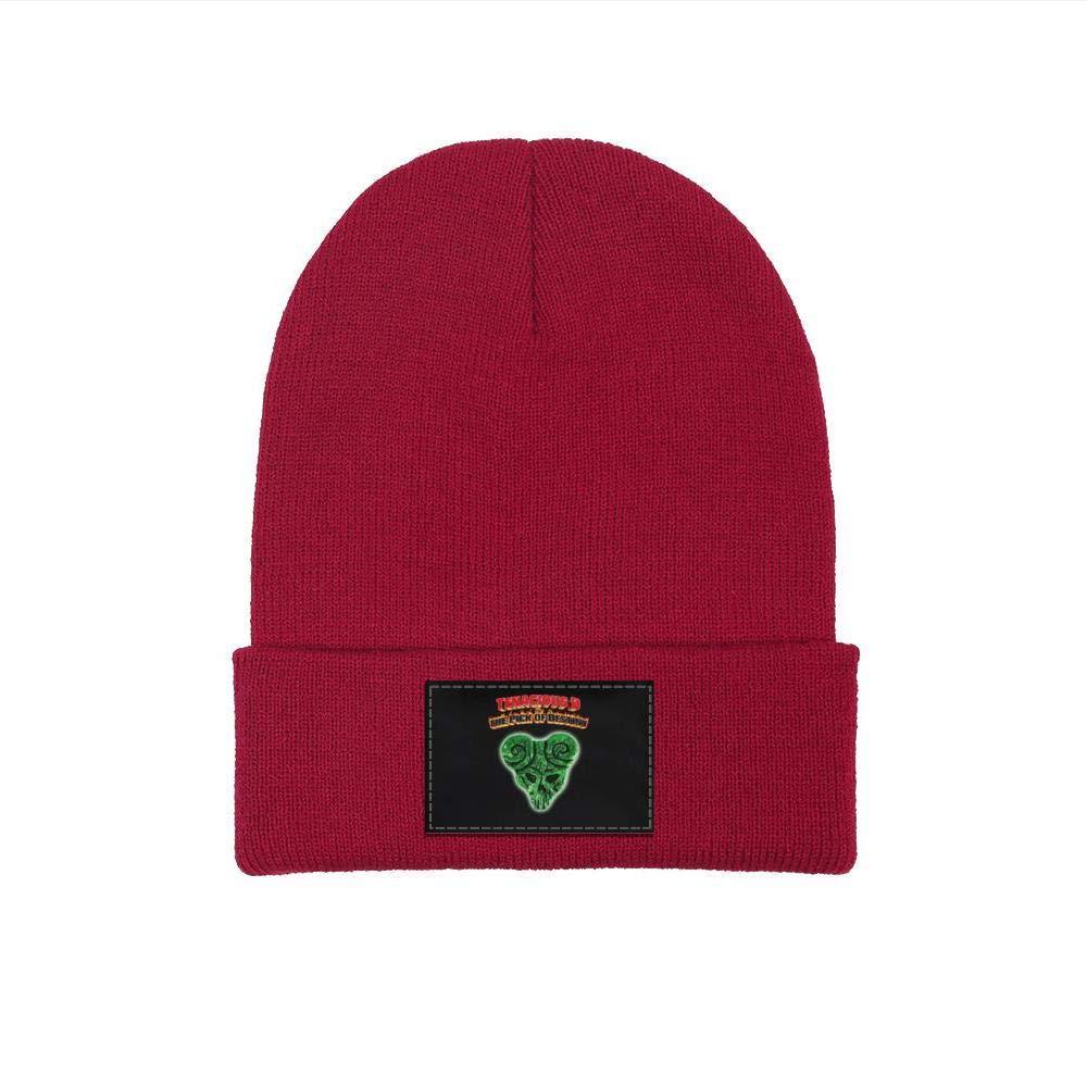 YJRTISF Popular Music Deliciously Soft Fine Knit Cap Custom Trending Beanie Hats for Men
