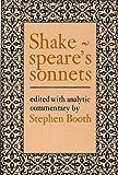 Shakespeare's Sonnets, William Shakespeare, 0300024959