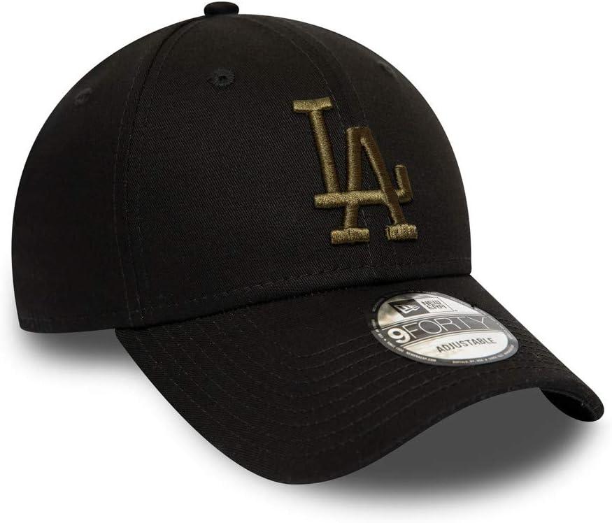 A NEW ERA MLB Berretto Cappellino da Baseball Regolabile Yankees Dodgers Bambini NY LA Ragazzi