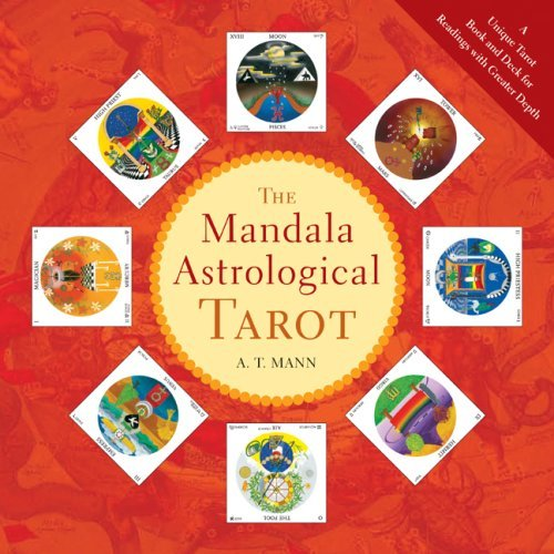 By A. T. Mann The Mandala Astrological Tarot Cards and Book (Box Pap/Cr) [Paperback] ebook