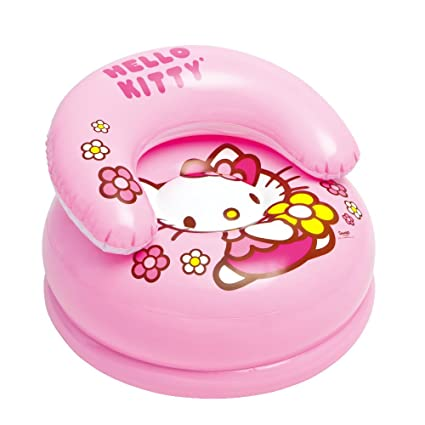 Amazon.com: Intex hello kitty silla: Toys & Games