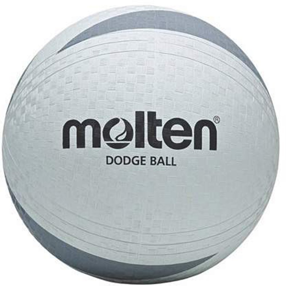 Molten Indoor-outdoor Game Practice Match Soft Touch No Sting Dodgeball Size 2