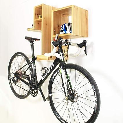 CARACHOME Soporte Bicicleta, Soporte Bicicletas Pared,Ahorro ...