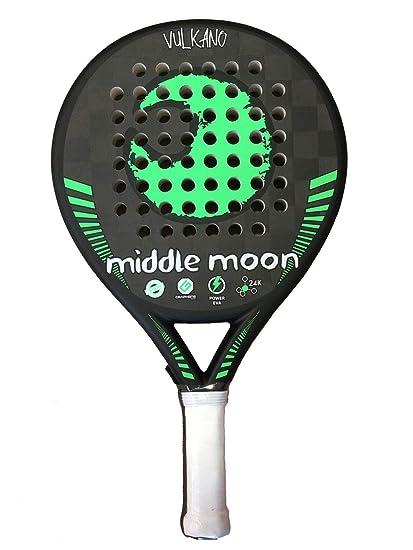 Middle Moon Pala de Pádel VULKANO 24K 2019