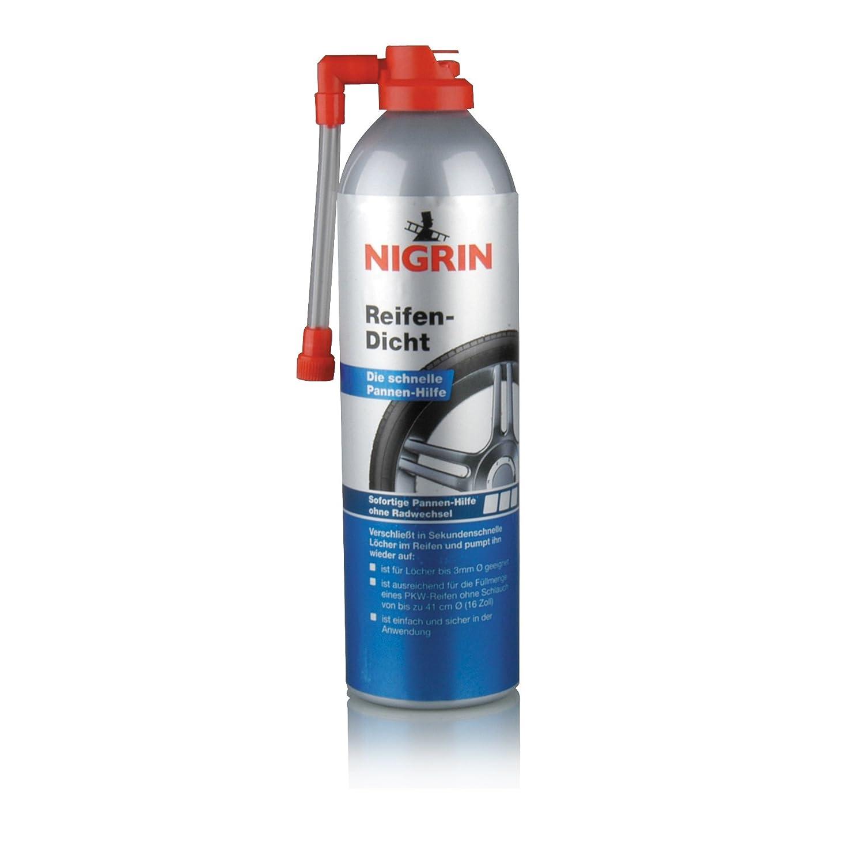 Nigrin 74074 - Reparador inmediato de neumá ticos (500 ml)