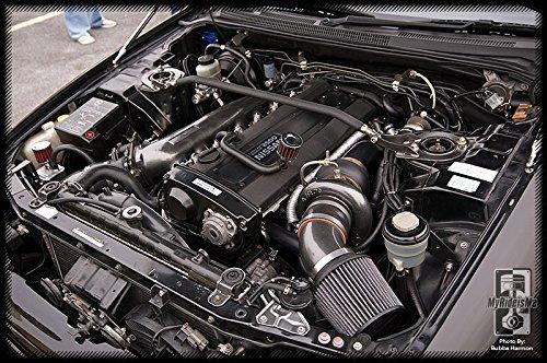 Amazon.com: Top Feed Billet Injector Fuel Rail For Nissan Skyline R32 R33 GTST RB25DET: Automotive