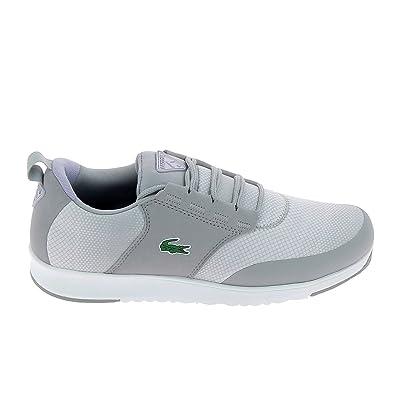 best website b6603 1df8f Lacoste, Damen Sneaker , grau - grau - Größe: 38: Amazon.de ...