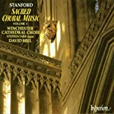 Stanford: Sacred Choral Music, Vol. 1 - The Cambridge Years 1870-1892