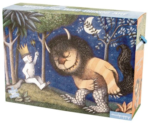 Mudpuppy Where The Wild Things Are Floor Puzzle by Mudpuppy