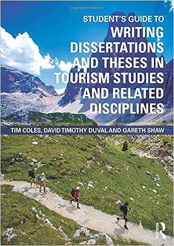 geography dissertation proposals