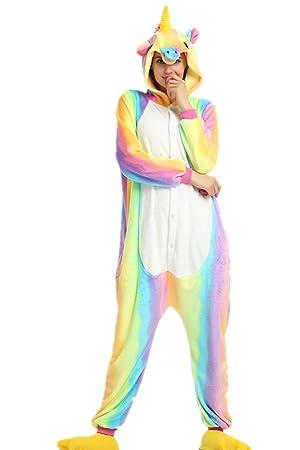 Adulto Niñosl168 Disfraz Unicornio Kenmont Disfraces Traje Juguetes Dormir Para De Y Animal Pijamas 178cmRainbow Ropa Cosplay Juegos nwk8OXN0P