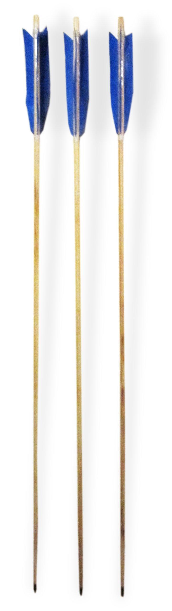 Six- Six Foot Fletched Atlatl Darts