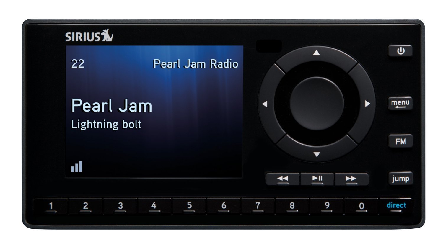 SiriusXM  Starmate 8 Radio with Vehicle Kit by Starmate