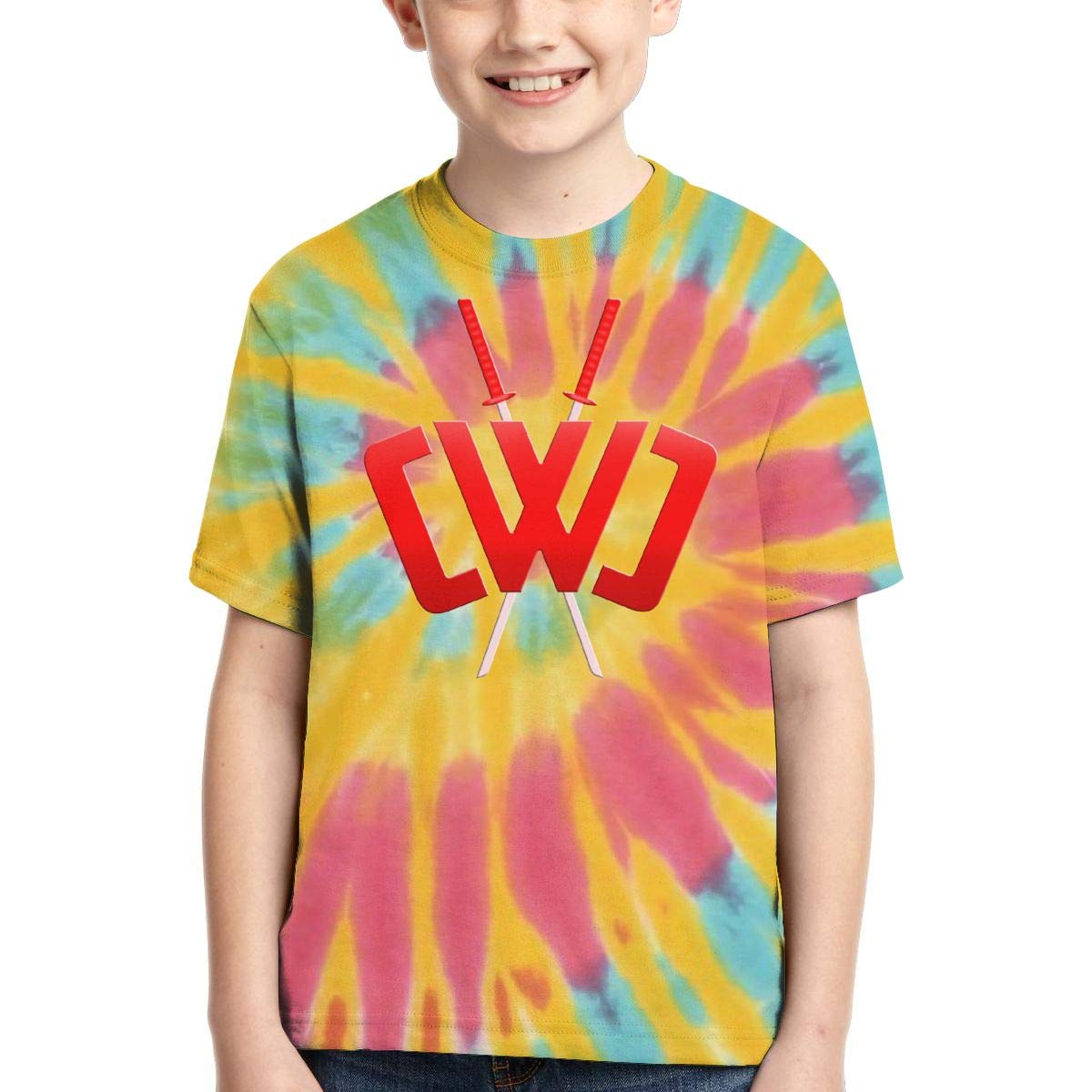 ArthurBarros Preston-Playz Boys and Girls Print T-Shirts