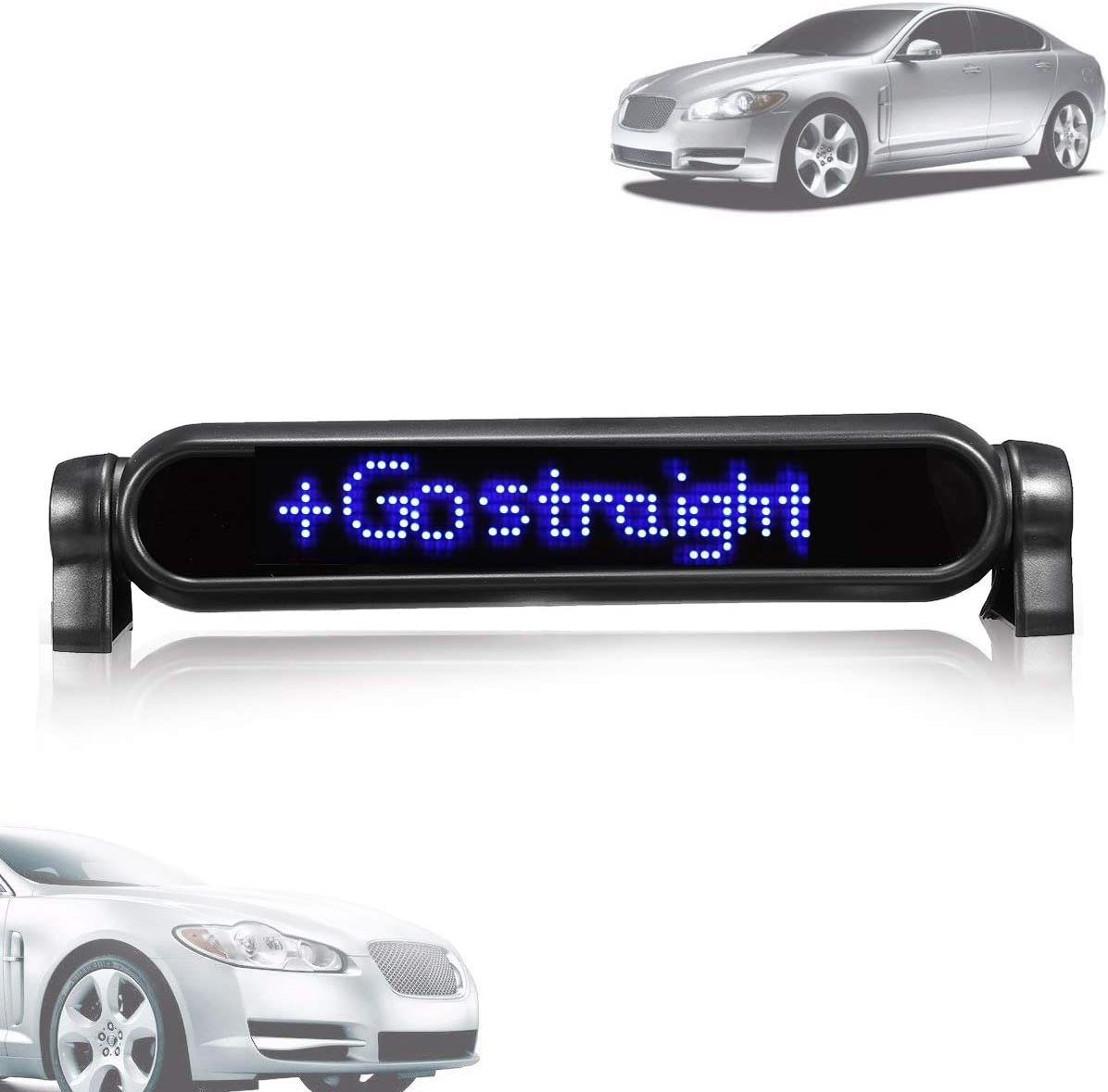 Programmable Car LED Sign