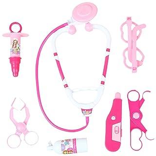 SODIAL Bambini Educational Pretend Medico Infermiere Giochi di Ruolo farmacia da Gioco di Ruolo Toy Impostato