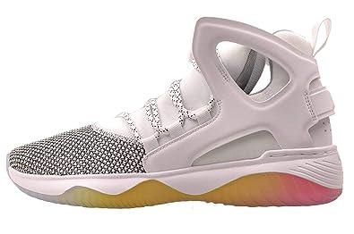 huge discount e937a b73fa Nike Kid s Air Flight Huarache Ultra GS, White   Pure Platinum - Black   Amazon.co.uk  Shoes   Bags