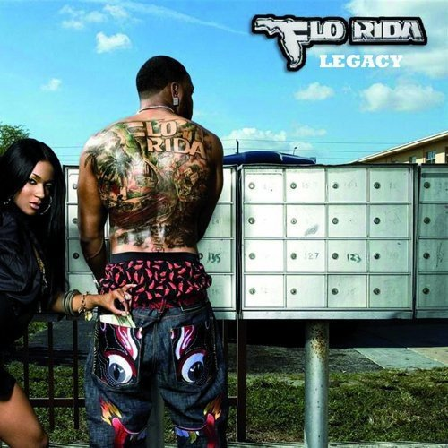 CD : Flo Rida - Legacy (United Kingdom - Import)