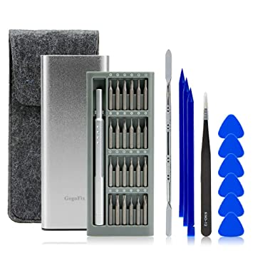 Luxcathy 24 Kit de destornillador de los pedacitos con herramientas ...