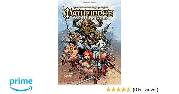 Pathfinder: Worldscape: Erik Mona, Jonathan Lau ...