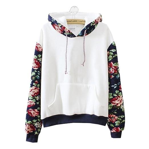 Cute hoodies sweater pullover warm fleece lined flowers sleeve white cute hoodies sweater pullover warm fleece lined flowers sleeve white medium mightylinksfo
