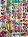 JSM 50PCS Lot 2016 Random Shopkins of Season 1 2 3 4 5 Loose Toys Action Figure