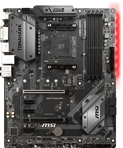 Build My PC, PC Builder, MSI B450 TOMAHAWK