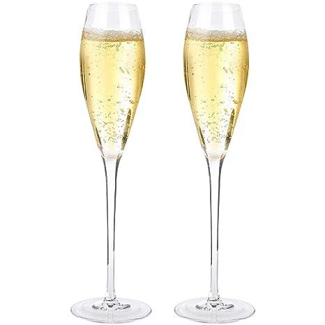 Doctor Hetzner 2 pezzi Flute da Champagne dbdbefa1833